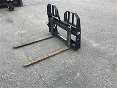 Bobcat Pallet Fork Attachment