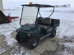 Club Car Electric Utility Cart