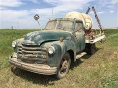 1949 Chevrolet 4100 2WD Flatbed Truck