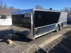 2014 Haulmark EGLH85x20 WT2 Low Hauler T/A Enclosed Trailer