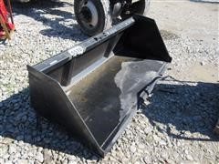 "2017 80"" Skid Steer Bucket"