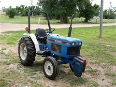 1995 Ford 1720 2WD Tractor