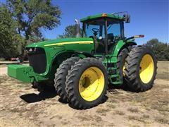 2004 John Deere 8520 MFWD Tractor