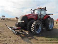 2013 Case IH Magnum 340 MFWD Tractor