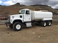 1994 International Paystar 5000 SFA T/A Water Truck