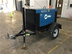 2015 Miller Big Blue 300 Amp Diesel Welder