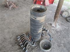 Case IH 1200 Gauge Wheels & Arms