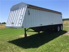 1996 Fab-Tech T/A Grain Trailer