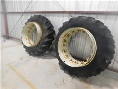 DMI /Firestone Supr Lok II 18.4-38 Tractor Tire Duals