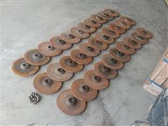 Cast Iron Closing Wheels