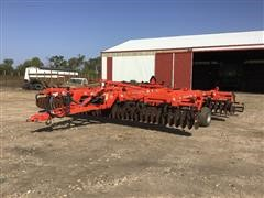 2013 KUHN Krause 8000 Excelerator Mulcher Finisher