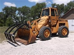 1980 Case W14H Wheel Loader