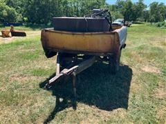Shop Built Fuel Cart
