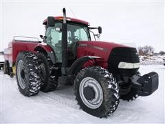 2009 Case International Puma 180 MFWD Tractor