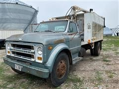 1969 Chevrolet C50 S/A Feed Truck