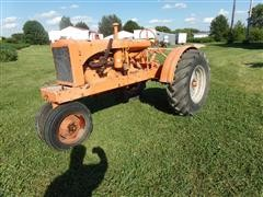 1934 Allis-Chalmers WC 2WD Tractor