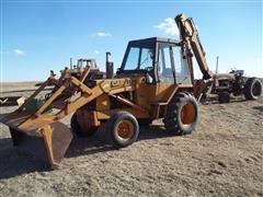 Case Construction King 580 C Backhoe BigIron Auctions