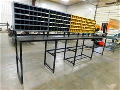 Hydraulic Hose Repair Station & Bench