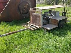 Hobart Portable Arc Welder/Generator