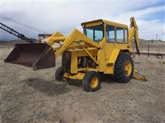 John Deere 310B 2WD Loader Backhoe