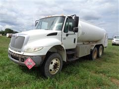 2007 International 4400 6X4 T/A 5-Compartment Fuel Truck