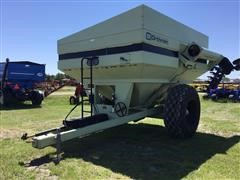 1990 Orthman 608-020 Grain Cart