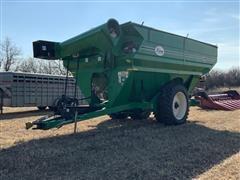 J&M 1050 Grain Cart