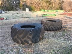 Goodyear & Armstrong 30.5L-32 Combine/Tractor Tires