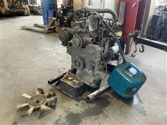 2003 Cummins 3.3L Diesel Engine
