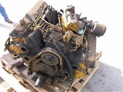 Cat 3208 Take Out Engine