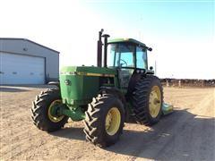 1989 Jonn Deere 4455 MFWD Tractor