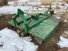 John Deere 709 Mower