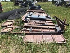 Tin, Head Gates And Miscellaneous Items