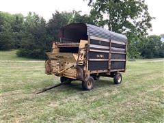 Papec Forage Wagon