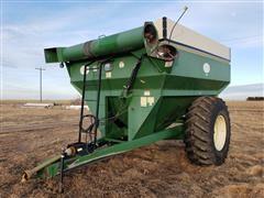 J&M 500-15 500 Bushel Grain Cart