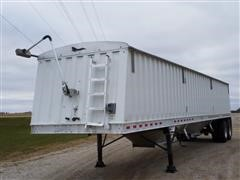 2012 Jet Co T/A Grain Trailer