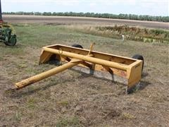 Brown DS-10 10' Pull Type Speed Mover
