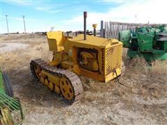 """Cletrac E-62"""" Crawler Tractor"""