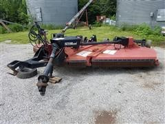 2007 Bush Hog 12715 Legend Flex Wing Rotary Cutter