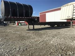 2006 B-B T/A Drop Deck Sprayer Trailer