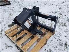 Lowe Hydraulic Post Hole Auger