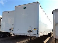 2005 Great Dane T/A Dry VAN Trailer
