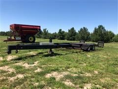 1999 Homemade T/A Combine Trailer