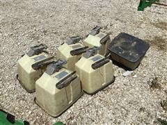 Kinze 2200 Insecticide Boxes
