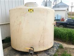 Ace Roto-Mold 1550 Gallon Poly Tank