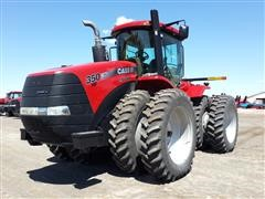 2013 Case International 350 HD 4X4 Tractor