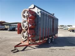 Farm Fans CMS-18 Grain Dryer For Parts