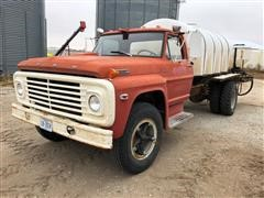 1968 Ford 750 Water Truck
