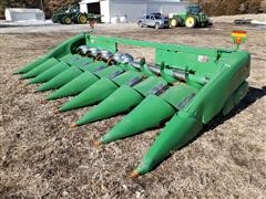 2012 John Deere 608C Corn Header