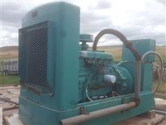 Onan 40-EK LP, 40 KW 3 Phase Generator